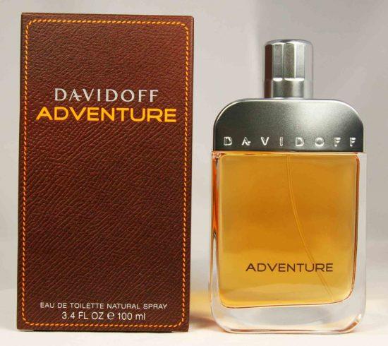Adventure Edt Spray 100ml - Davidoff