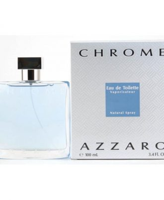 Chrome Edt Spray 100ml - Azzaro