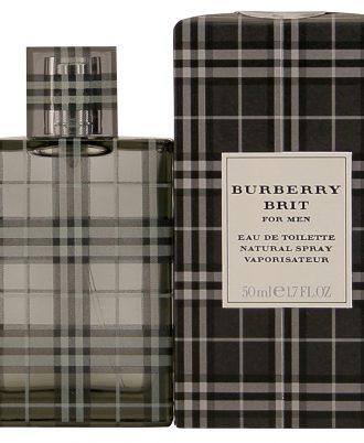 Brit Edt Spray 50ml - Burberry
