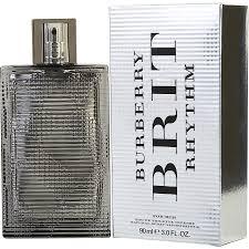 Brit Rhythm Intense Edt Spray 90ML - Burberry