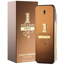1 Million Prive Edp Spray 50ml - Paco Rabanne