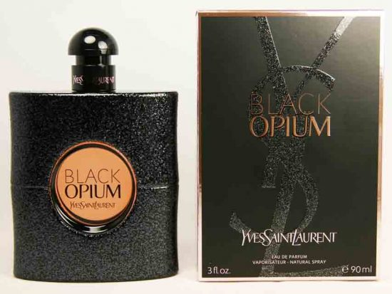 Black Opium Edp Spray 90ML - Yves Saint Laurent