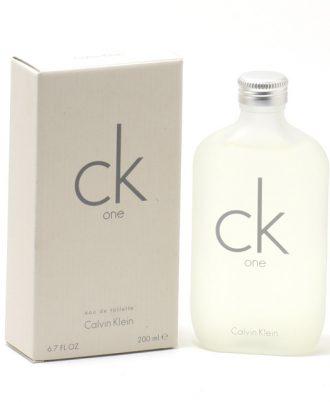 Ck One Edt Spray 200ML – Calvin Klein