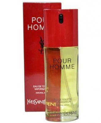 Ysl Pour Homme 100Ml Edt Sp – Yves Saint Laurent